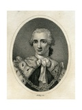 John Stuart, 3rd Earl of Bute, Engraved by William Ridley, 1895 Giclee Print by Allan Ramsay
