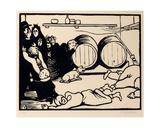 This Is War, 1915-16 Giclee Print by Felix Edouard Vallotton