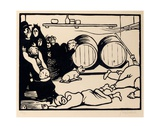 This Is War, 1915-16 Giclee Print by Félix Vallotton