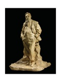 Rodin Giclee Print by Prince Paul Petrovic Troubetzkoy