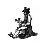Roger Smith, Bell Ringer Giclee Print