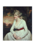 Lady Elizabeth Crichton, Later Viscountess Mount-Stuart, C.1791 Giclee Print by Sir Henry Raeburn