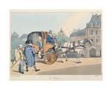 Le Marais, C.1825 Giclee Print by Eugene-Louis Lami