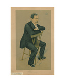The Earl of Dartmouth, 1895 Giclee Print by Henry Charles Seppings Wright