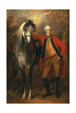 Edward, Viscout Ligonier, 1770 Giclee Print by Thomas Gainsborough