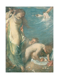 The Pearl Fishers, 1894-99 Giclee Print by Charles Haslewood Shannon
