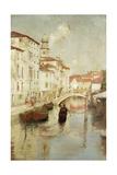 Venetian Scene Giclee Print by Walter Frederick Osborne