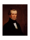 James K. Polk, C.1840 Giclee Print by Miner Kilbourne Kellogg