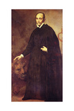 Portrait of a Missionary Giclee Print by Jusepe de Ribera