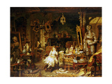 The Old Curiosity Shop Giclee Print by John Watkins Chapman