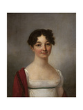Portrait of a Woman Giclee Print by Henri Nicolas Van Gorp