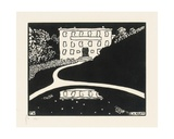 The Night (Vallotton and Goerg 164C), 1895 Giclee Print by Félix Vallotton