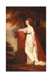 Rose Milles, 1780-83 Giclee Print by George Romney