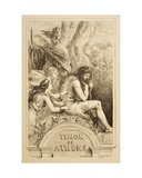 Illustration for Timon of Athens, from 'The Illustrated Library Shakespeare', Published London 1890 Giclee Print by Sir John Gilbert