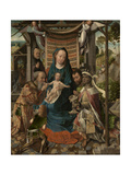 The Adoration of the Magi Giclee Print by Colijn de Coter