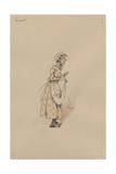 Guster, C.1920s Lámina giclée por Joseph Clayton Clarke