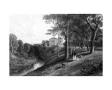 Coilsfield, Engraved by J. Giles, Illustration from 'Land of Burns' by John Wilson, Published 1840 Giclee Print by David Octavius Hill
