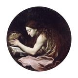 Magdalen Giclée-tryk af Carlo Cignani