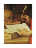 Detail of St. Jerome (Detail) Giclee Print by Jusepe de Ribera