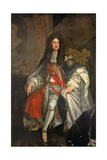King Charles II, 1685 Giclee Print by Sir Godfrey Kneller
