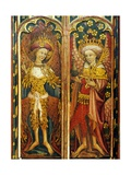 Cherubim and Principalities, Two of the Nine Orders of Angels, Detail of the Rood Screen, St.… Giclee Print