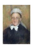 Portrait of a Lady Giclee Print by Walter Frederick Osborne