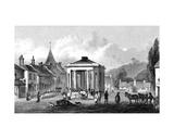 Westerham, Kent, Engraved by H. Adlard, 1832 Giclee Print by George Sidney Shepherd