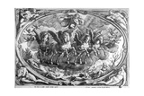The Four Seasons, Engraved by Philip Galle, C.1580 Giclee Print by Jan van der Straet