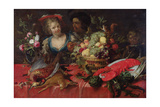 Still Life Giclee Print by Frans Snyders Or Snijders