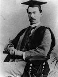 Bertrand Russell, C.1895 Photographic Print