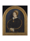 Portrait of a Lady, Identified as Catherine Howard Impression giclée par Hans Holbein the Younger