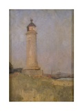 Kingston Buci Lighthouse, 1888 Giclee Print by Charles Gogin