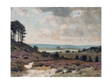 The Heath Giclee Print by William Gunning King