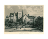 Throwley Hall Giclee Print by W. L Walton