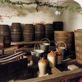 Original Beer Barrels Photographic Print