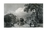 Witham, Essex, Engraved by William Watkins, C.1832 Giclee Print by George Bryant Campion