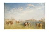 Giudecca, La Donna Della Salute and San Giorgio Giclee Print by Joseph Mallord William Turner