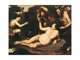 Drunken Silenus, 1626 Giclee Print by Jusepe de Ribera