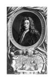 George Byng, 1st Viscount Torrington, Engraved by Jacobus Houbraken, 1747 Giclee Print by Sir Godfrey Kneller