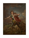 David Garrick as Gloucester in 'Richard III' by William Shakespeare, Drury Lane, 1759 Giclee Print by Francis Hayman
