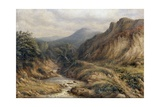 Mountain Track, 1899 Giclee Print by James Thomas Linnell