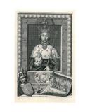 Richard II Giclée-Druck von George Vertue