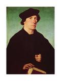 Portrait of a Man Giclée-Druck von Joos Van Cleve