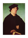 Portrait of a Man Giclee Print by Joos Van Cleve