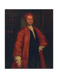 Unknown Man, Called John Gay Giclee Print by Jonathan Richardson