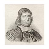 Seth Ward, 1825 Giclee Print
