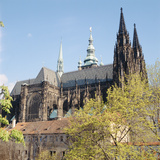 The Cathedral of St. Vitus, Prague Photographic Print