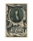 George Savile, Marquis of Halifax Giclee Print by Jacobus Houbraken
