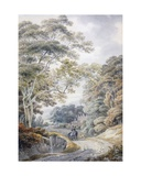 Godinton, Near Ashford, Kent Giclee Print by Michael Rooker