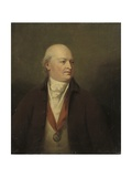 Portrait of William Keith-Falconer, 6th Earl Kintore Giclee Print by Sir Henry Raeburn